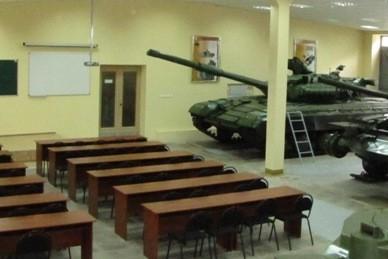 кафедра військової підготовки офіцерів запасу