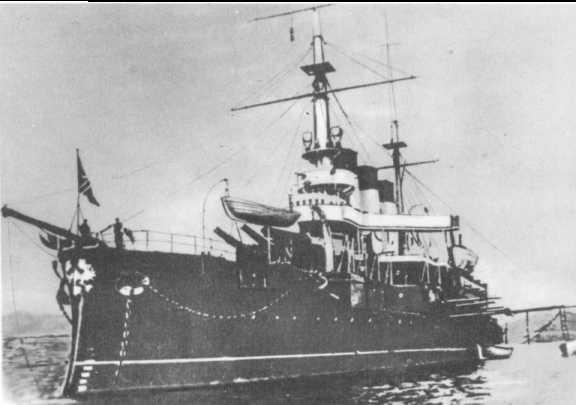 броненосець «Потьомкін»