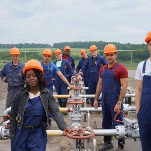 Видобування нафти і газу (Магістр)