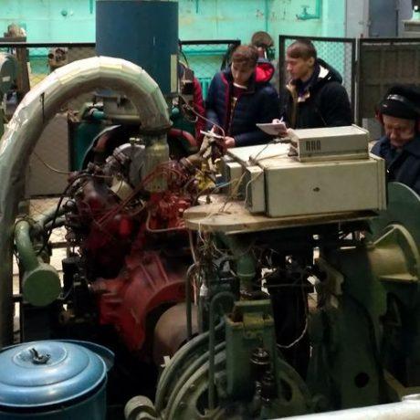 експлуатація діагностика двигунів
