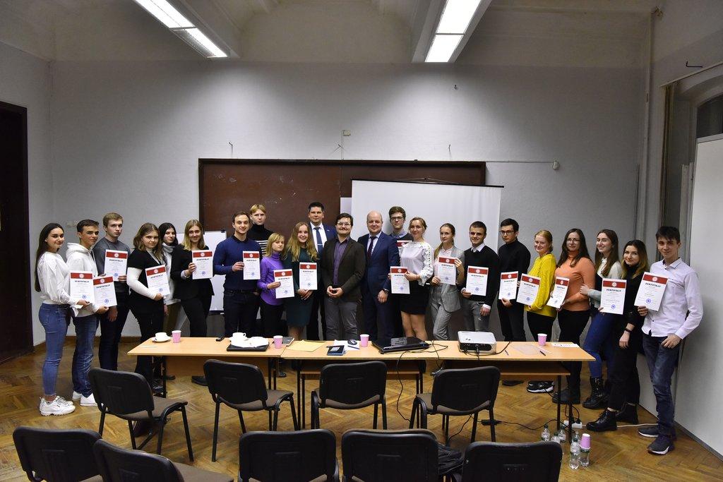 """Міжнародне співробітництво для студентів НТУ """"ХПІ"""""""