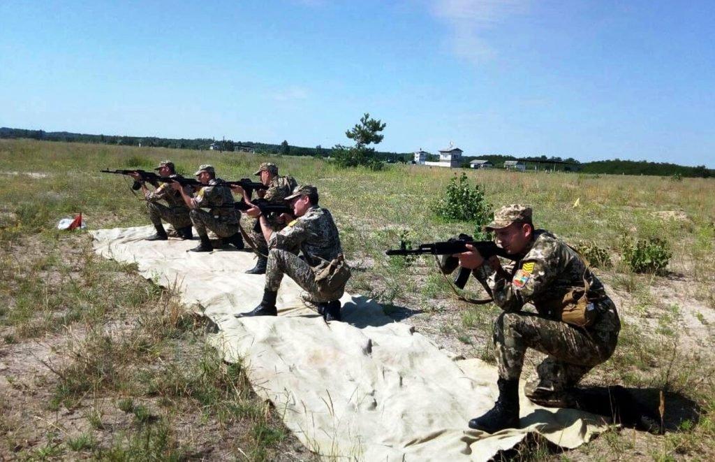 військова кафедра НТУ ХПІ