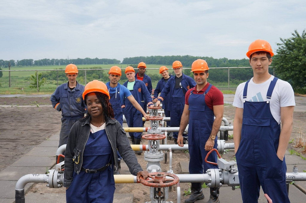 Видобування нафти і газу (Бакалавр) Харків