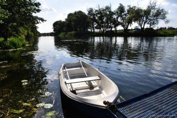 Річка Сіверський Донець - відпочинок табір НТУ ХПІ